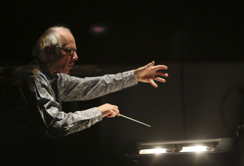 Conductor Steuart Bedford