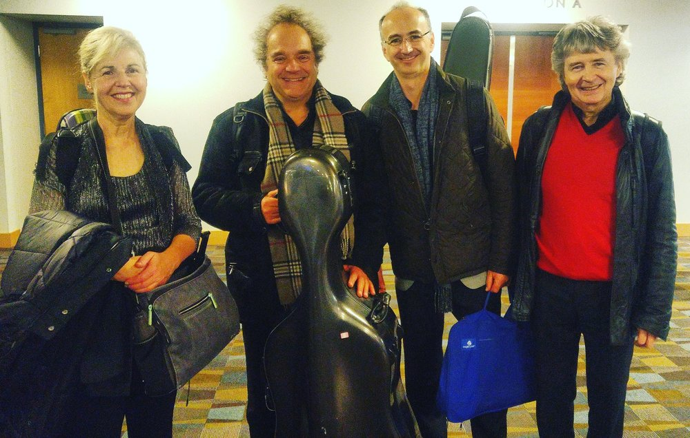 Beethoven for a Later Age Living with the String Quartets