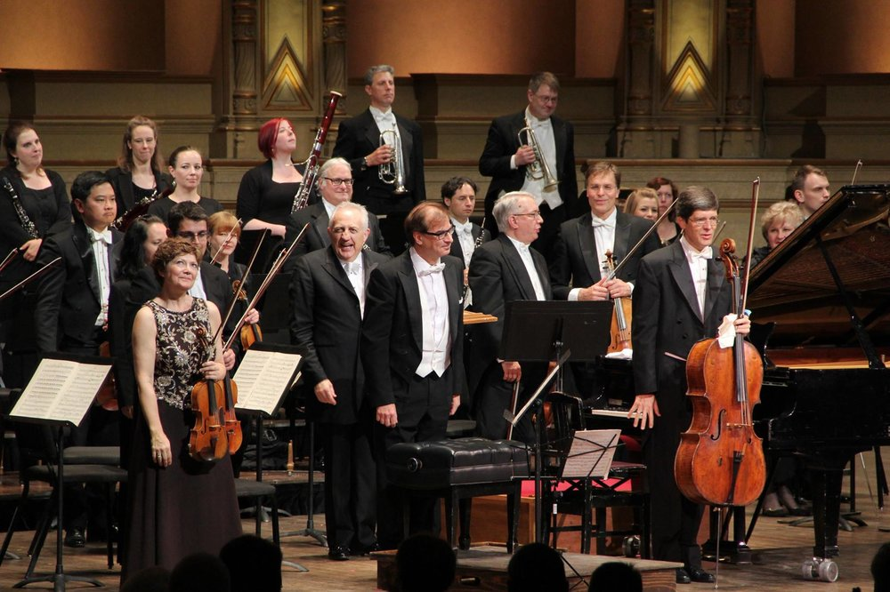 Photos courtesy of Vancouver Symphony Orchestra