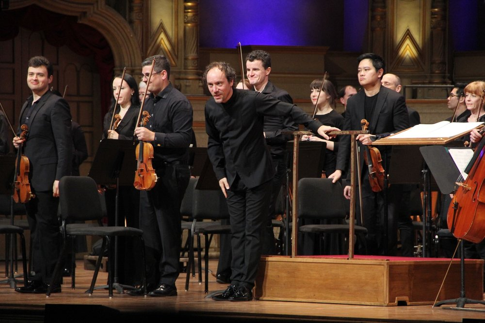 All photos courtesy of Vancouver Symphony Orchestra
