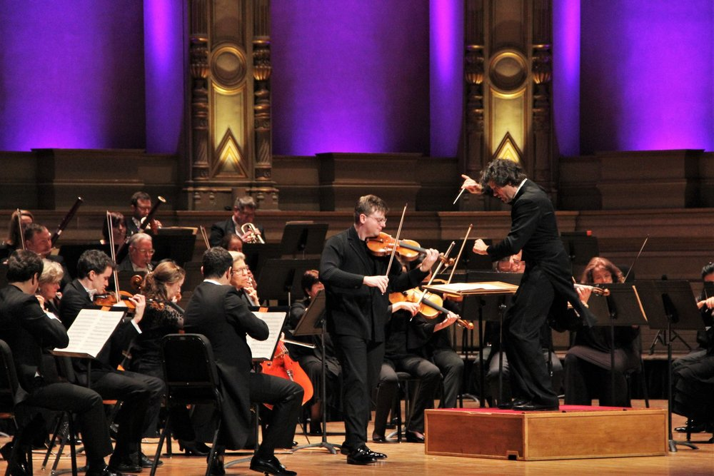 Concert photos courtesy of Vancouver Symphony Orchestra