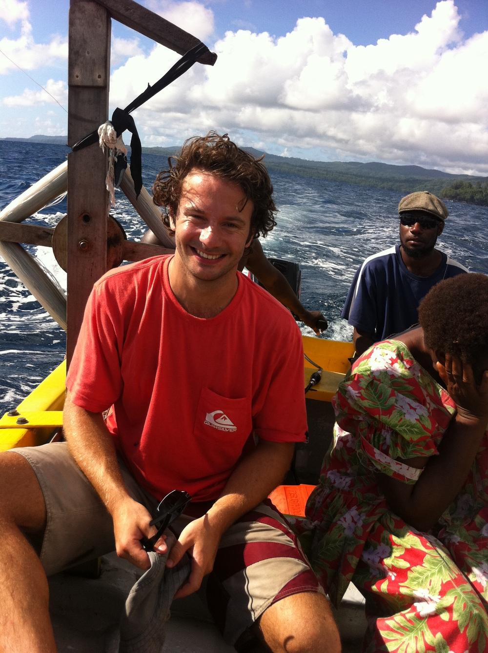 Äventyr i Vanuatu