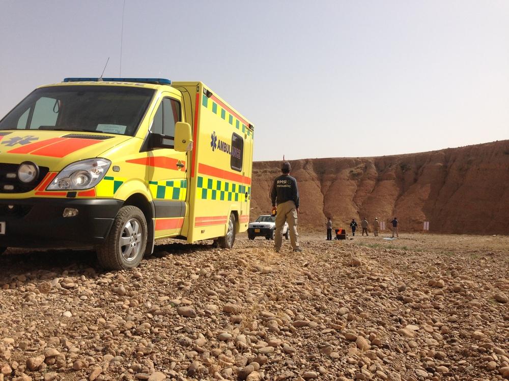 Kurdistan - RMSI medical Solutions