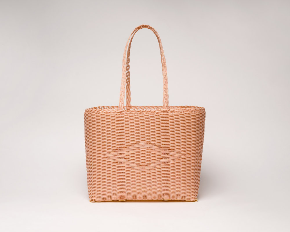 Palorosa® Medium Tote basic Peach rose