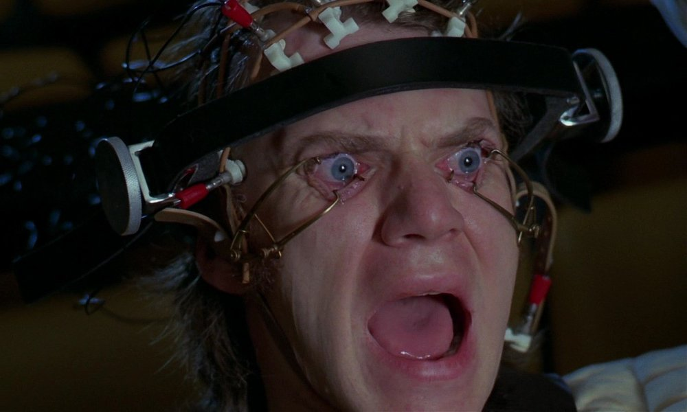 A clockwork orange - Directed by Stanley Kubrick
