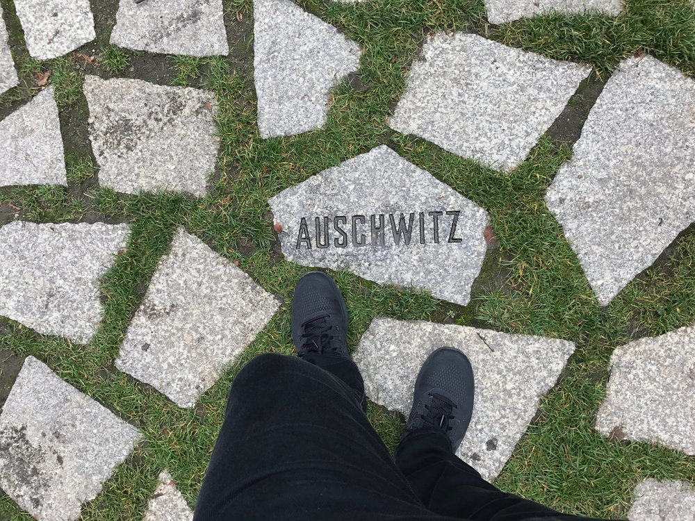 Memorial to the Sinti and Roma of Europe Murdered Under National Socialism © Matt Schultz