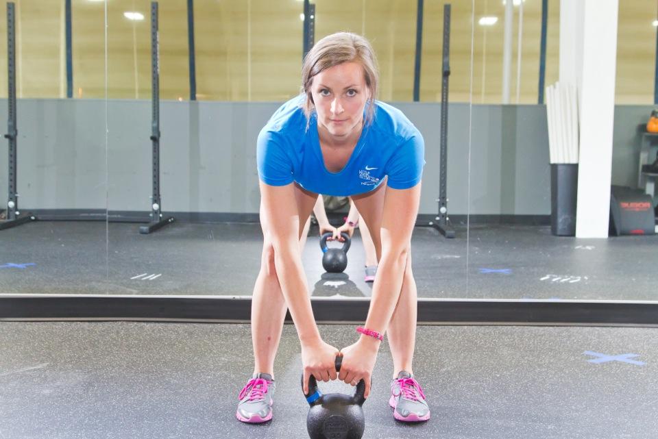 Meet Anna! Razorback CrossFit Coach!