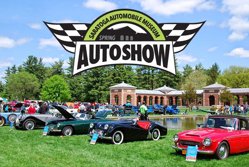 Spring Auto Show SAM - Aaca museum car show