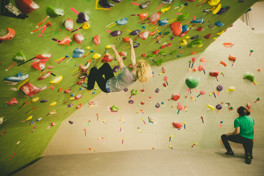 Bouldering Cave | EAST
