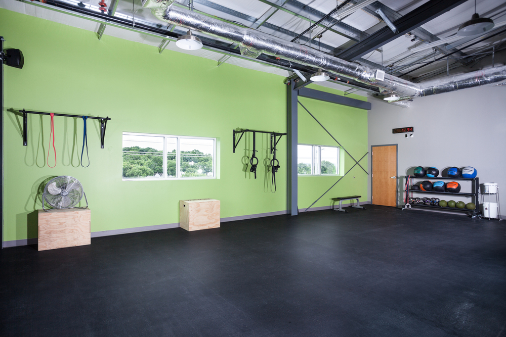 Fitness & Yoga Studio | WEST