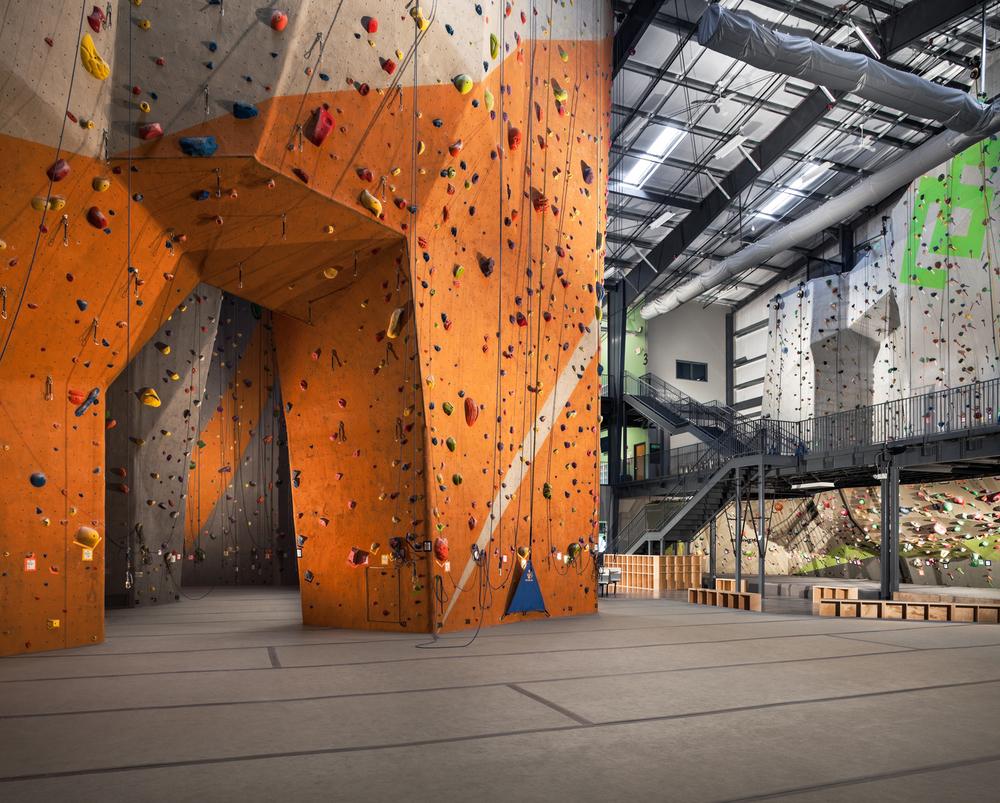 Climbing Area | WEST