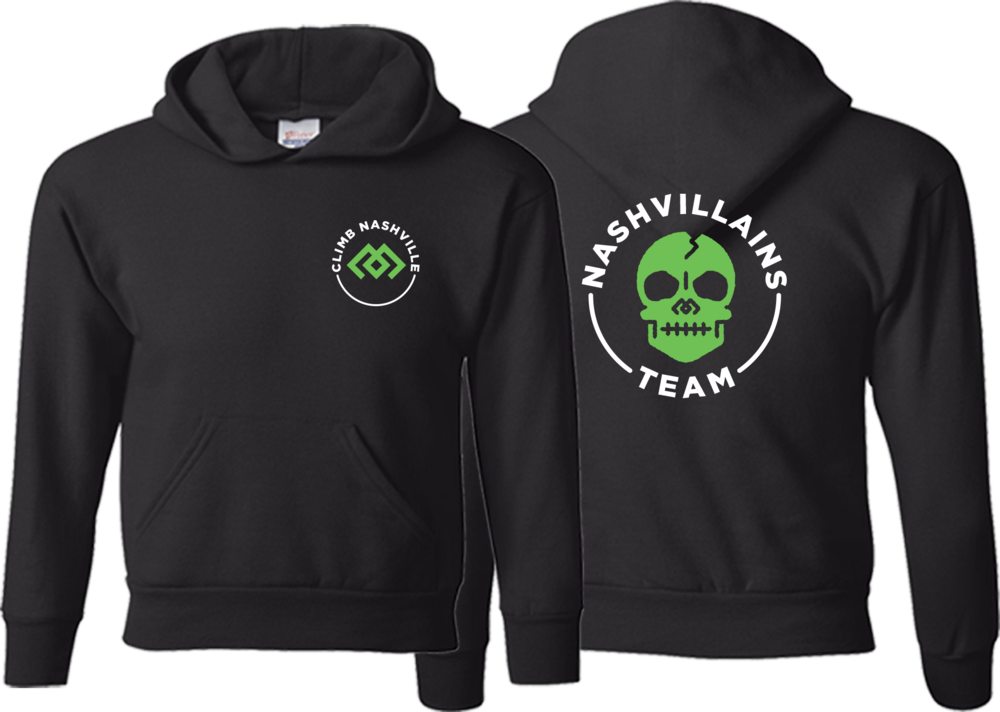 Pull Over Hoodie -
