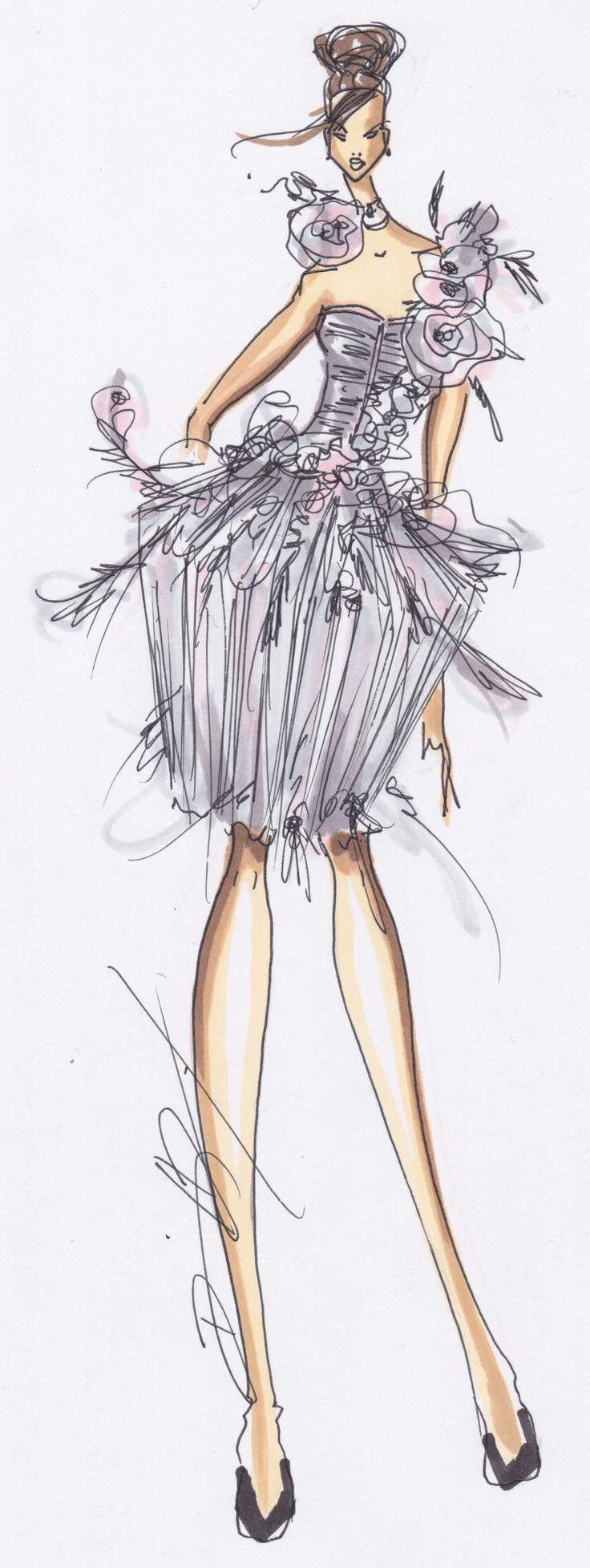 White-Cashmere-Collection-2013-David-Dixon-Sketch.jpg