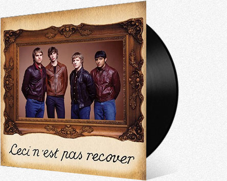 RECOVER     Ceci N'est Pas Recover CD     MERCH (FIDDLER STORE)