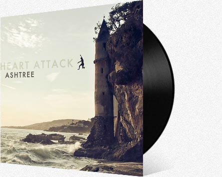 ASHTREE     Heart Attack Single     DIGITAL DOWNLOAD (ITUNES)