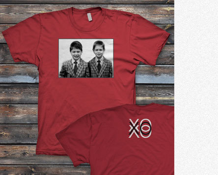 XO    Brothers T-Shirt   MERCH (ANIMAL STORE)