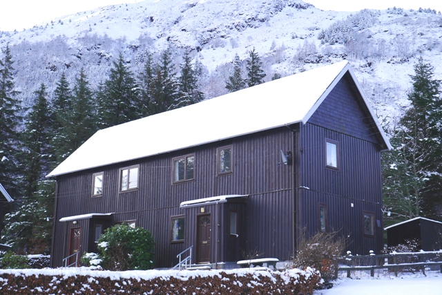 Forestry Houses Glen Nevis Holidays