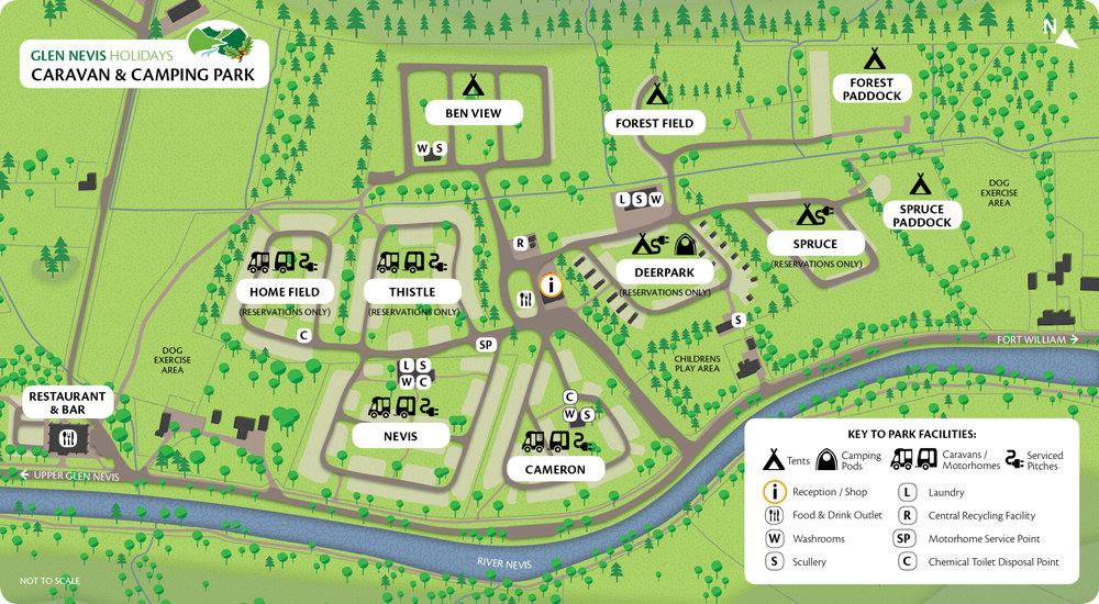 Caravan & camping park