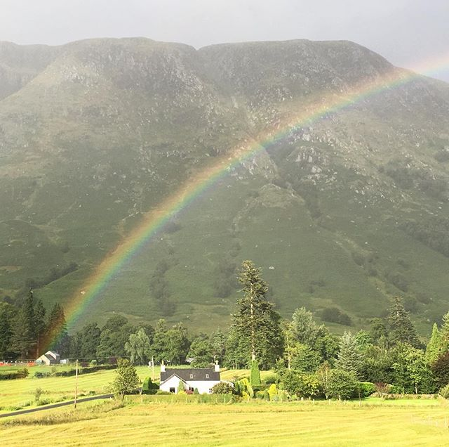 If you believe in leprechauns grab your shovel and get to @glen_nevis_restaurant