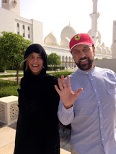 I Went To The Middle East with Russian Comedian Yakov Smirnoff