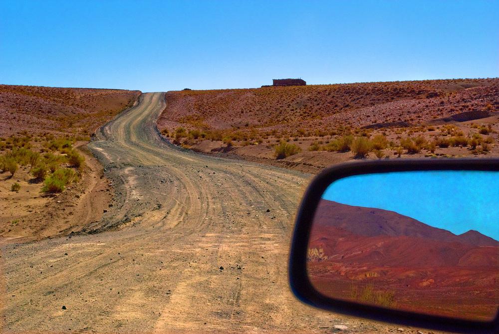 Bolivian Roads