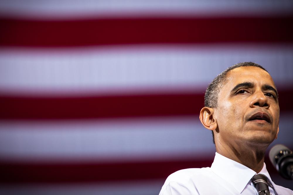 Obama at Kent State
