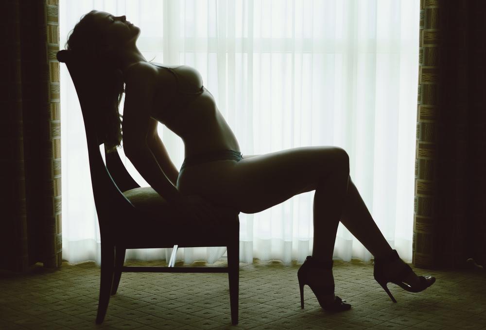 vegas boudoir