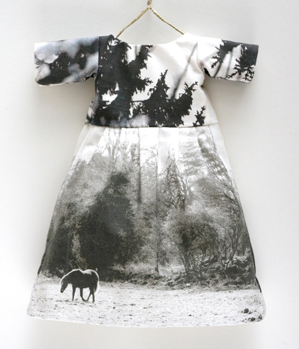 La Train Fantome, Doll Dress