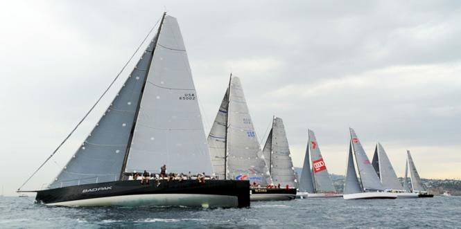 The Start of the Transpac Race. Doug Gifford/Ultimate Sailing