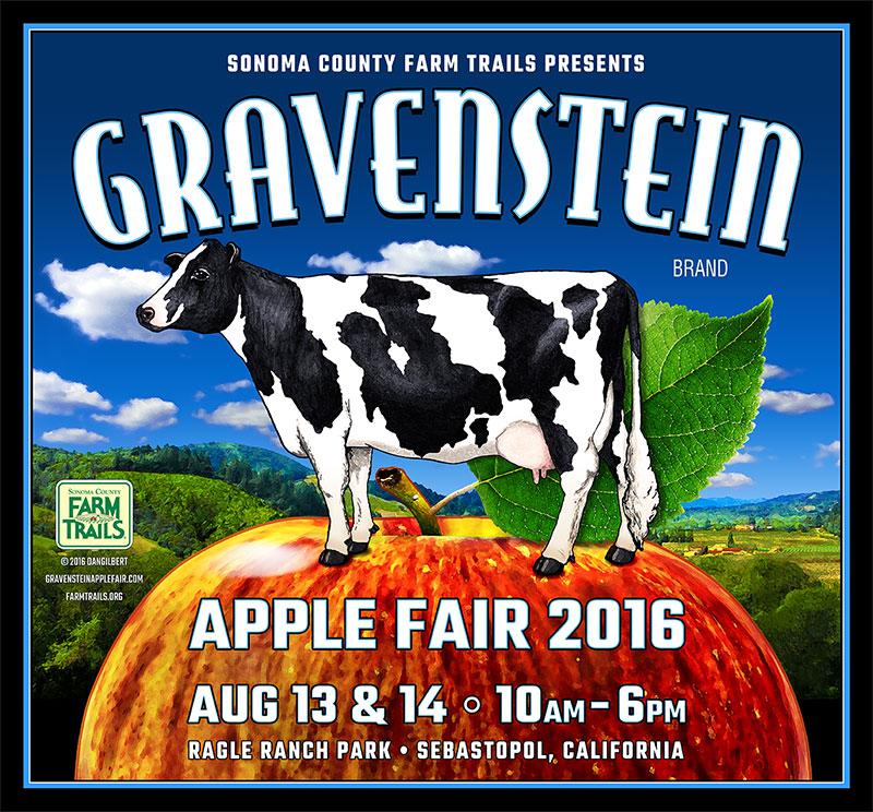 Gravensteins Apple Fair in Sebastopol