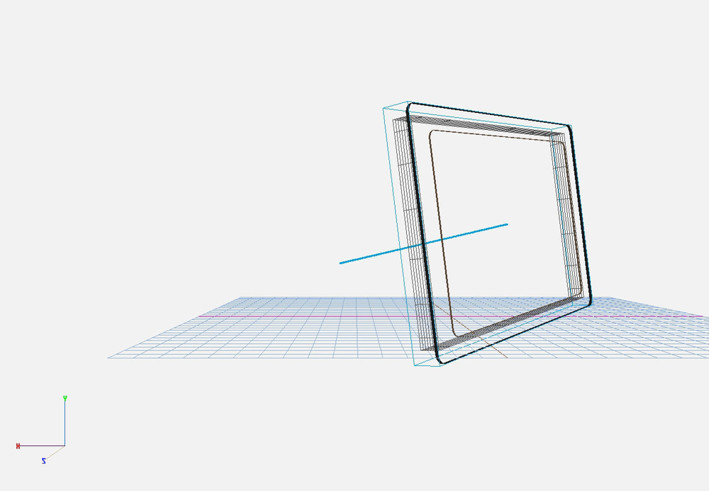 Picture Frame Wireframing