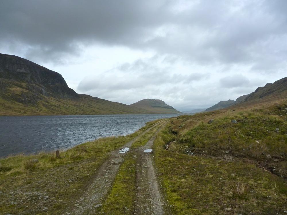 Lochside road