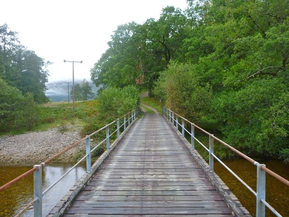 Bridge over River Kinglass