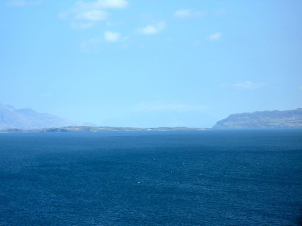 close-up of the cuillins, 22 miles away, behind rhum and eigg.jpg