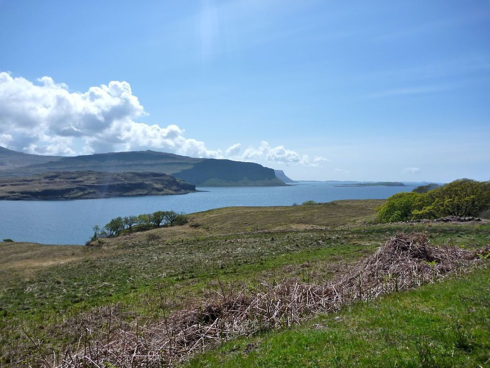 morning route was coming along the other side of loch na keal.jpg