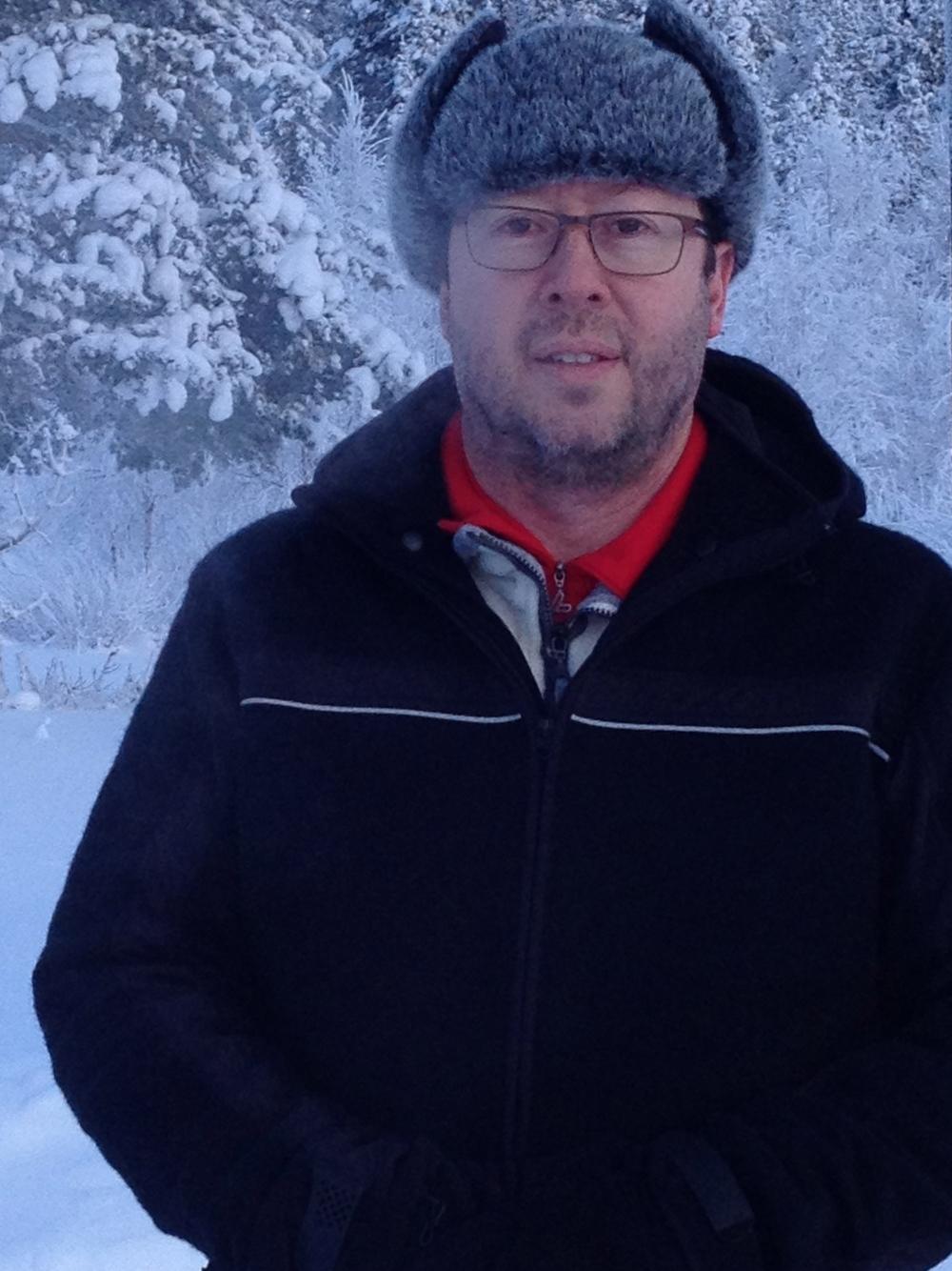 In Lapland.
