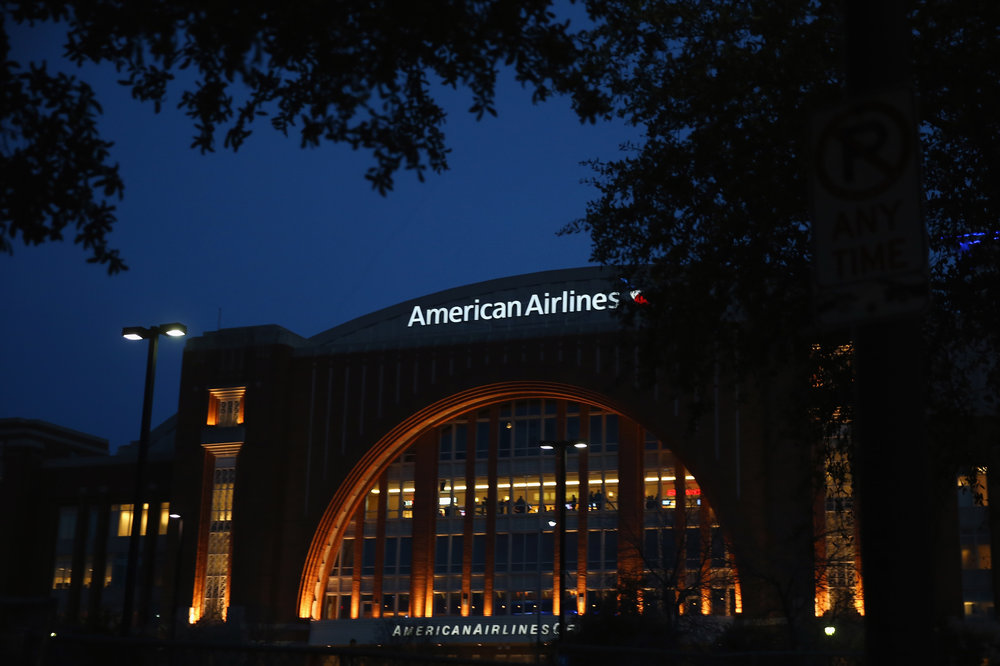 The American Airlines Center — the home of the  Dallas Mavericks  and  Dallas Stars  — is now a part of the investigation into the Mavericks front office. (Getty Images)