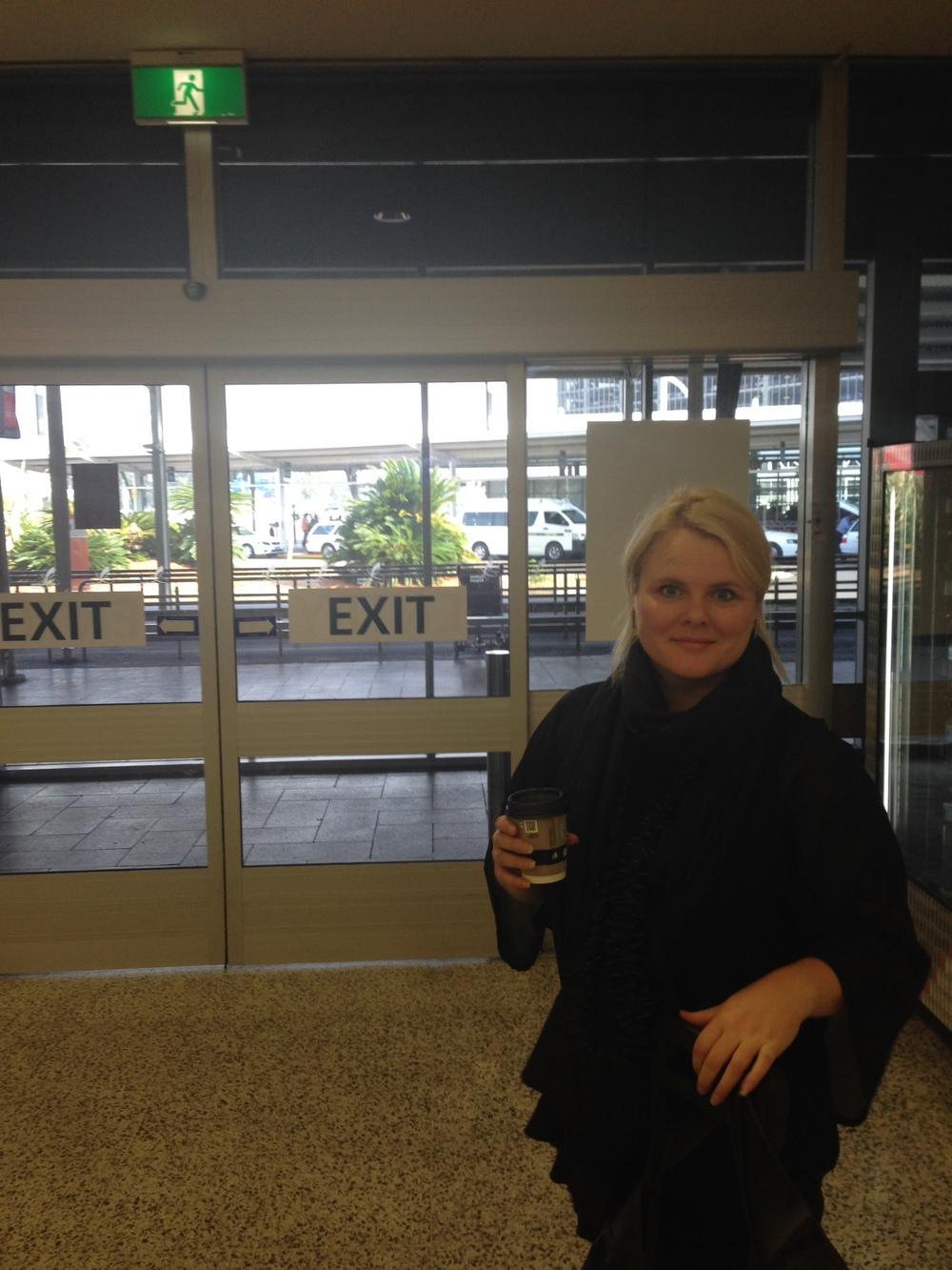 arriving to sydney.JPG
