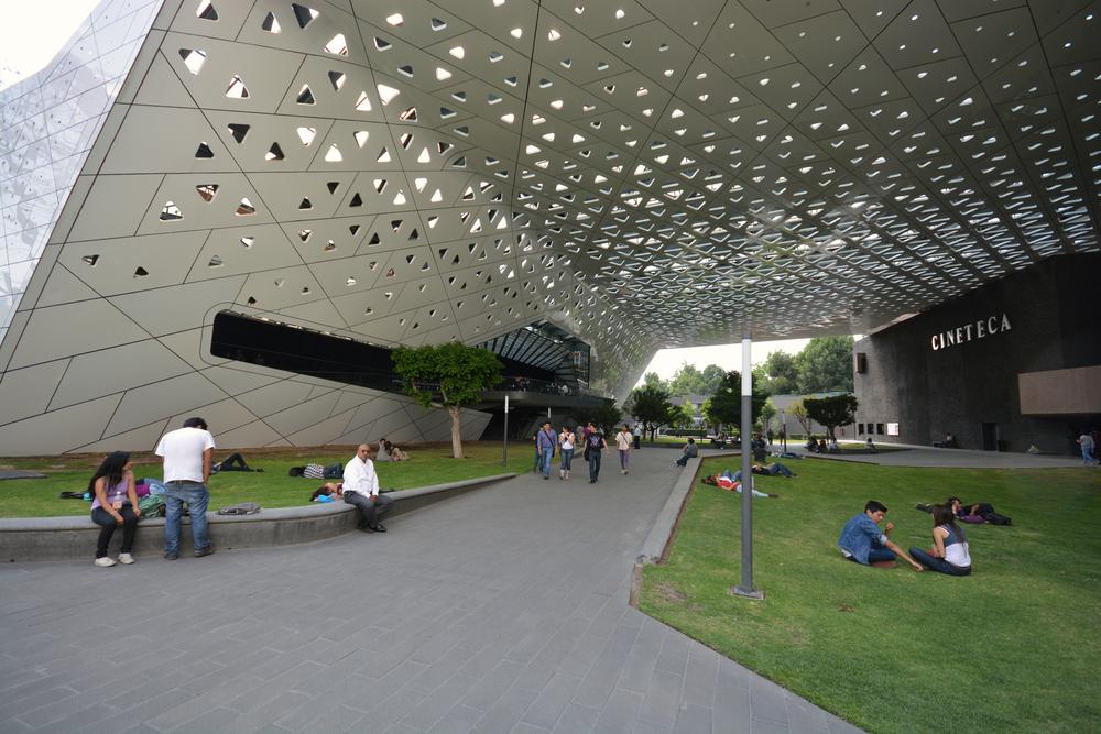 Cineteca Nacional S. XXI by Rojkind Arquitectos