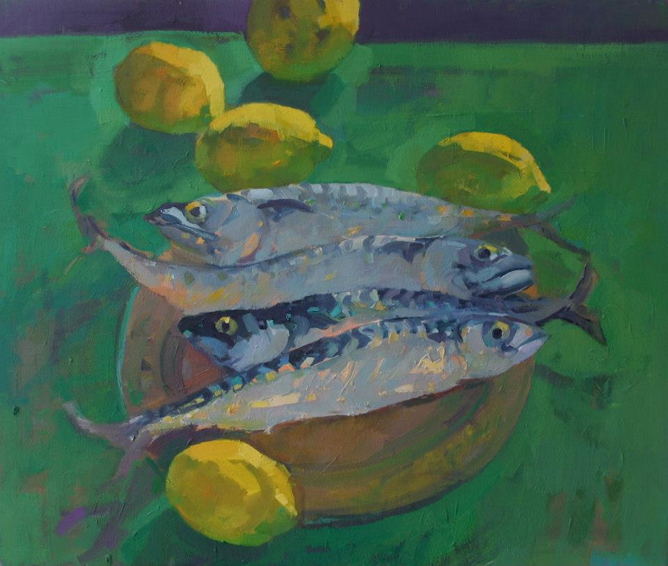 Mackerel and Lemons