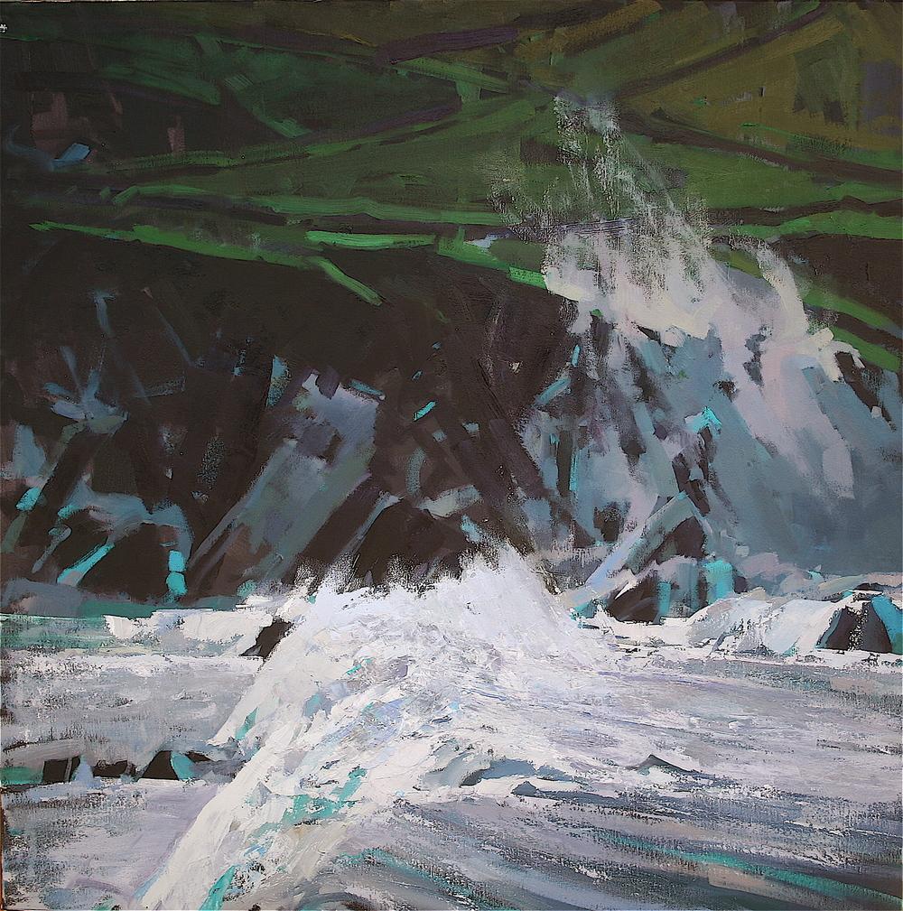 Wild Atlantic Wave, Coumeenole [Tonnta Fiáine an Atlantaigh, Tráigh an Choma]