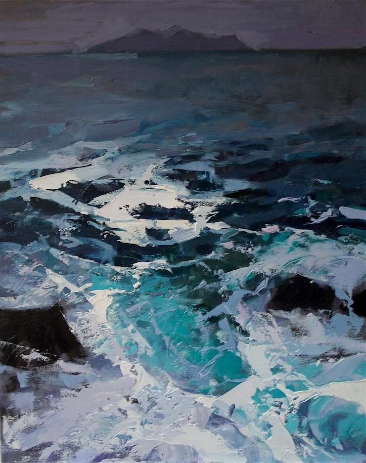 November seas