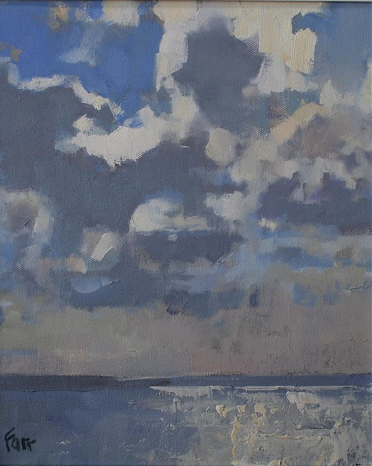 Morning cloud, Ventry