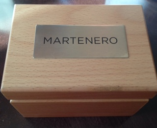 Martenero wooden Box