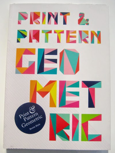 I am very excited to be included in the Print and Pattern Geometric Book by Marie Perkins from Print and Pattern Blog.