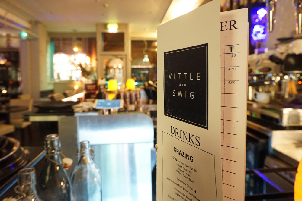 Vittle And Swigg Tunbridge wells