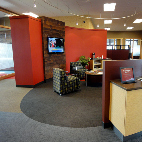 Wheatland Bank | Wenatchee Branch — Design Source Inc.