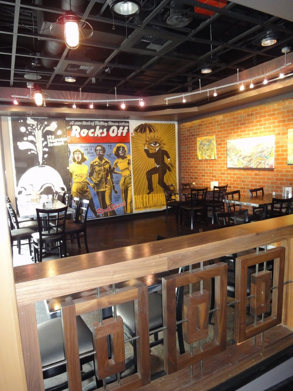 Saranac Public House Restaurant Interior Design Design Source Inc