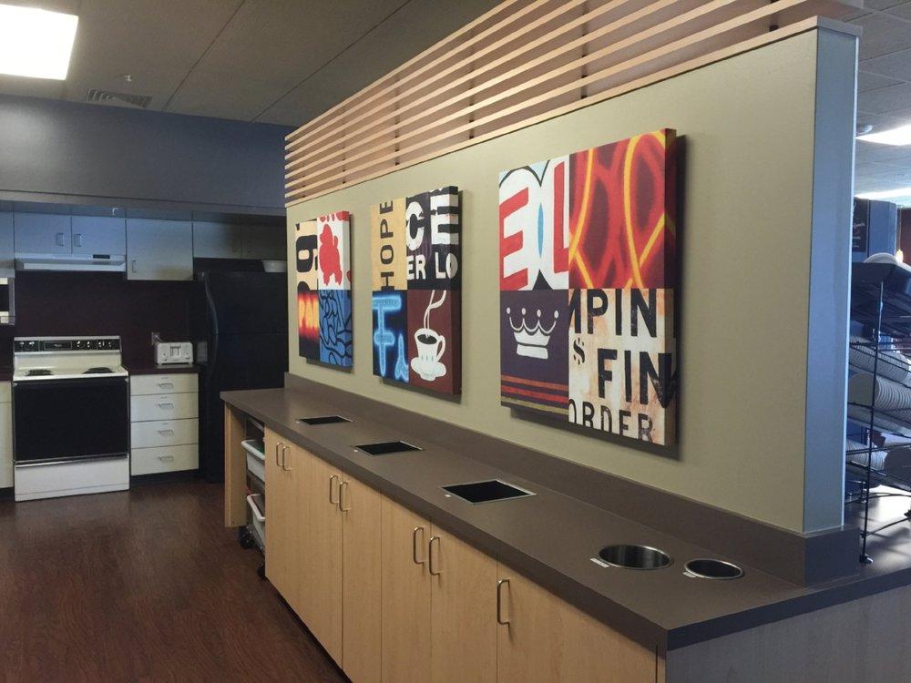WTB | Ops Center Lunchroom