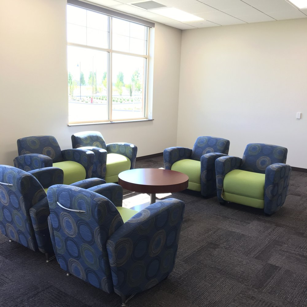 Lounge seating / Collaborative